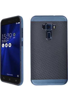 Ally Akıllıphone Asus Zenfone 3 Ze520 5.2İnc Hybrid Korumalı Silikon Kılıf
