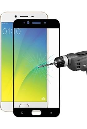 Ally Akıllıphone Oppo R9S Plus Full Kaplama Renkli Ekran Koruyucu