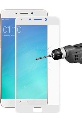 Ally Akıllıphone Oppo R9 Plus Full Kaplama Renkli Ekran Koruyucu