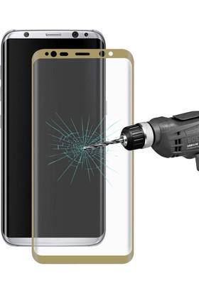 Ally Akıllıphone Samsung Galaxy S8 Curve Tam Govde Cam Ekran Koruyucu