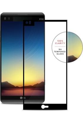 Ally Akıllıphone Lg V20 Full Kaplama Ekran Koruyucu