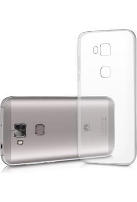 Ally Akıllıphone Huawei G8 Slim Spada Soft Silikon Kılıf