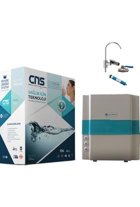 YM326 6 Aşamalı Su Arıtma Cihazı+Lüks Musluk+ 1 Yıllık Hediye Filtre