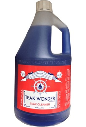 Teak Wonder Teak Cleaner 1Lt