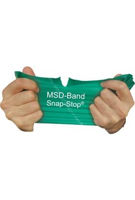 Msd Snap Stop Egzersiz Bandı 1,5 M Yeşil