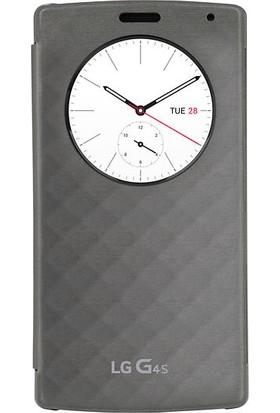 LG G4 Beat LG G4S Quick Circle Kılıf Akıllı Kılıf