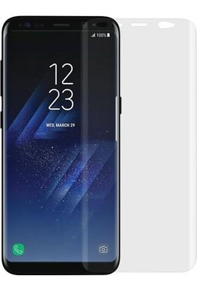 KılıfShop Samsung Galaxy S8 Plus Tam Ekran Koruyucu