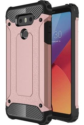 KılıfShop LG G6 Soft Touch Armor Kılıf