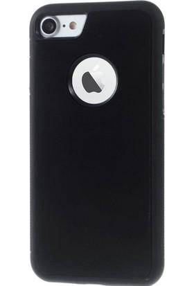 Eiroo Sticker Apple iPhone 7 Yapışan Rubber Kılıf