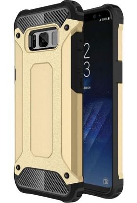 Dafoni Tough Power Samsung Galaxy S8 Ultra Koruma Kılıf