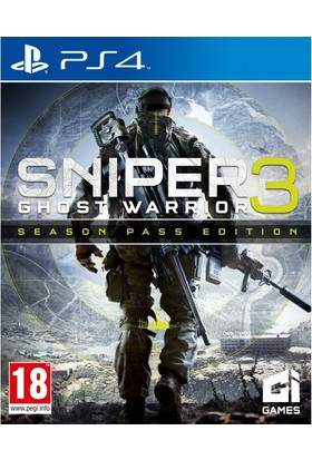Sniper Ghost Warrior 3 PS4 Oyun