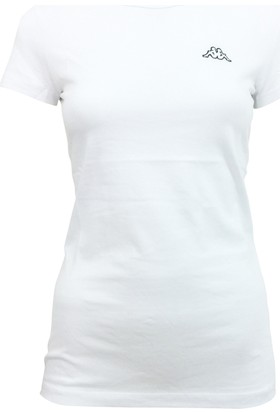 Kappa Kadın Basic T-Shirt
