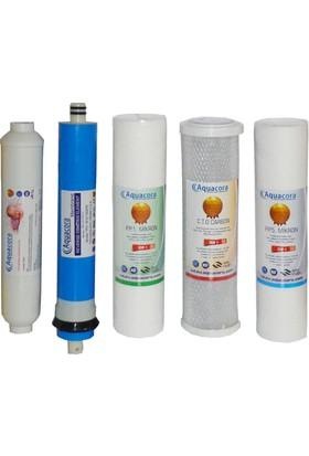 su arıtma cihazı su arıtma cihazı 5′Li Su Arıtma Set Filtre