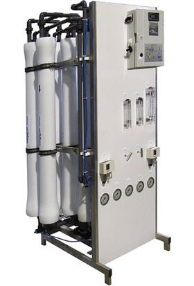 su arıtma cihazı su arıtma cihazı 20.000Lt/Gün Endüstriyel Su Arıtma Cihazı Alfa 440 Ss 304 Şase