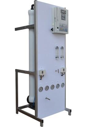 su arıtma cihazı su arıtma cihazı 10.000Lt/Gün Endüstriyel Su Arıtma Cihazı Alfa 240 Ss 304 Şase