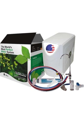 su arıtma cihazı Amerikan Filtre Usa-Sm-100P Su Arıtma Cihazı Pompalı