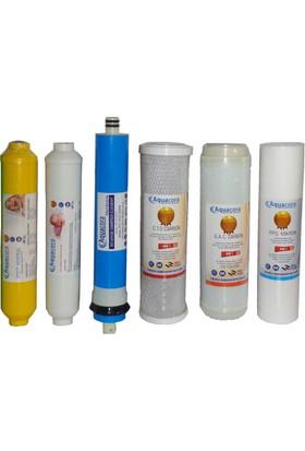 su arıtma cihazı su arıtma cihazı 6′Lı Su Arıtma Set Filtre