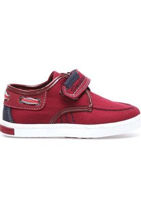 Dockers Erkek Çocuk Ayakkabı 222634 Bordo