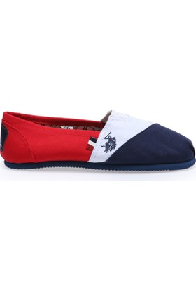 U.S. Polo Assn. Bayan Ayakkabı Torker Kırmızı