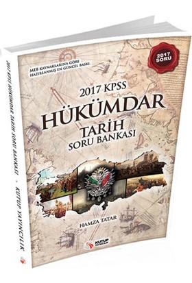 2017 KPSS Hükümdar Tarih Soru Bankası Kutup Yayıncılık