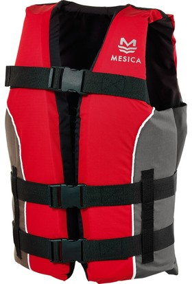 Mesica Gdr-100 Kırmızı Yüzme Yardımcısı - Can Yeleği XXL