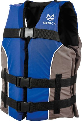 Mesica Gdr-100 Mavi Yüzme Yardımcısı - Can Yeleği M