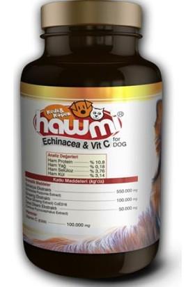 Hawmi Köpekler İçin C Vitamini Ve Bağışıklık Güçlendirici 60 Tablet