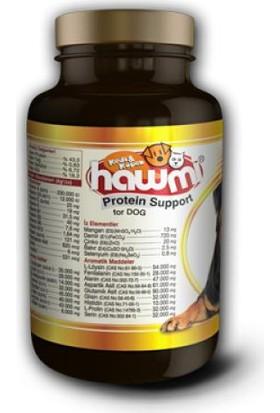 Hawmi Köpekler İçin Vitamin, Mineral Ve Protein Desteği 60 Tablet