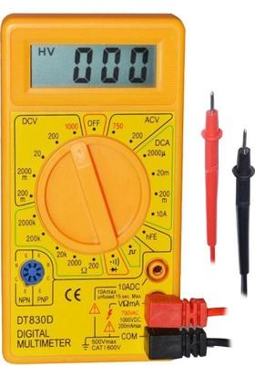 Robotzade DT-830D Dijital Multimetre