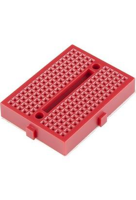Robotzade Kırmızı Mini Breadboard