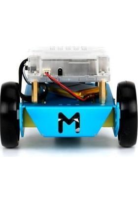 Robotzade MakeBlock mBot Bluetooth Kiti v1.1 - Mavi