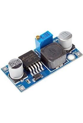 Robotzade Mini Ayarlanabilir 3A Voltaj Regülatör Kartı - LM2596-ADJ