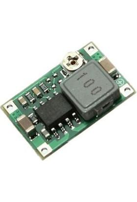 Robotzade 2A Mini Ayarlanabilir Voltaj Düşürücü Regülatör Kartı