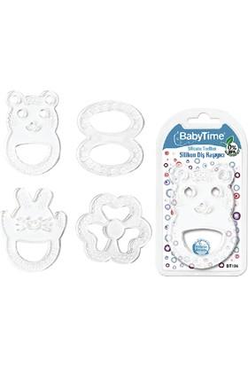 Bebe Time Silikon Diş Halkası