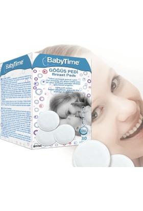 Bebe Time Göğüs Pedi (30 Adet)