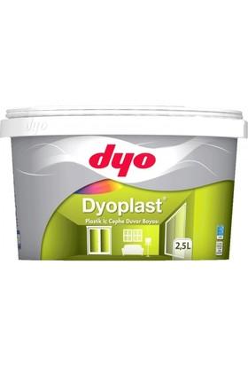 Dyoplast Plastik Duvar Boyası 2,5 Lt. - 7550 Yeni Çağıl