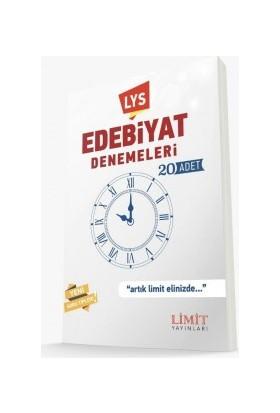Limit Yayınları LYS Türk Dili ve Edebiyatı 20 Adet Deneme - Feyzullah Çelikbağ