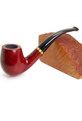 Falconetti Sandalwood Ahşap Pipo ps76