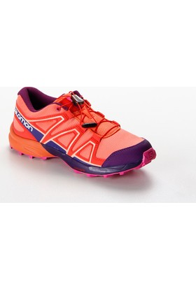 Salomon Speedcross J Outdoor Ayakkabı Pembe 392387