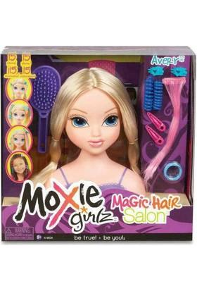 Moxie Girlz Sihirli Saçlar Mini Bust