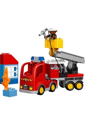 LEGO DUPLO 10592 İtfaiye Kamyonu