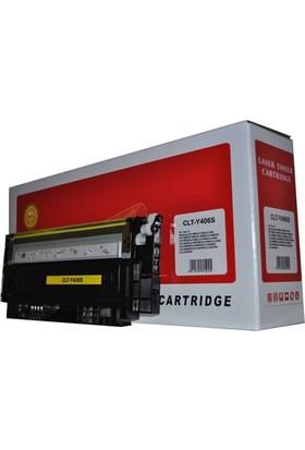 Tkz Samsung CLT-Y406S CLP-360/365/3305FN Sarı(SAMSUNG CLT-Y406S)