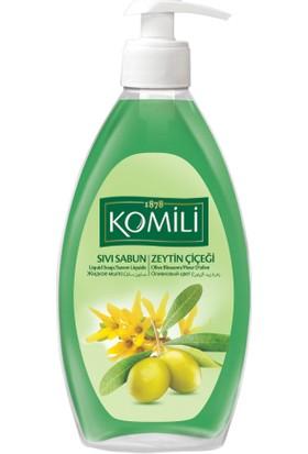 Komili Sıvı Sabun Zeytin Çiçeği 400 Ml