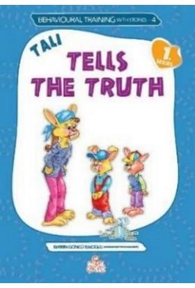 Tali Tells The Truth - Berrin Göncü Işıkoğlu
