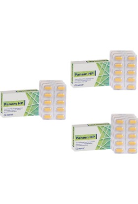 Panem HP - Yumurta Kabuğu Zarı - 30 Tablet - 3 Kutu