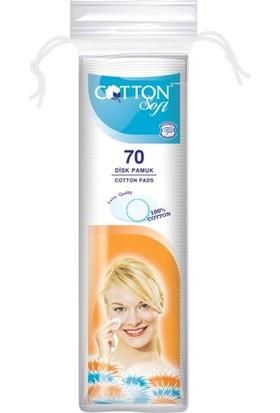 Cotton Soft Disk Pamuk