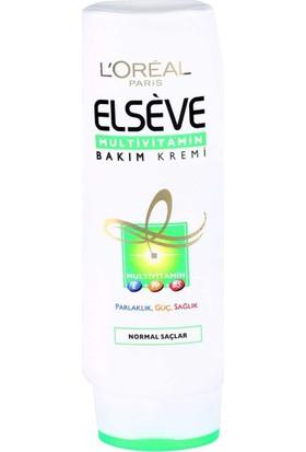 Elseve Multi Vitamin Saç Kremi 400 Ml