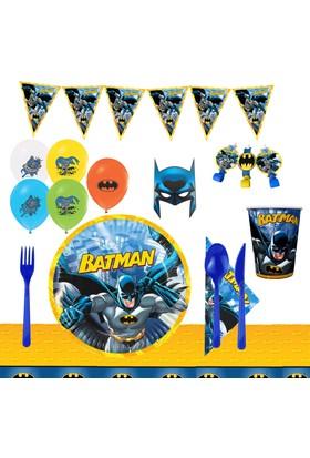 Partioutlet Batman Parti Seti ( 16 Kişilik )