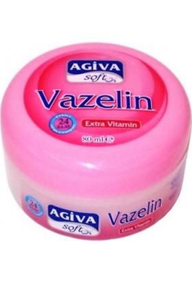 Agiva Soft Vazelin Kavanoz 80 Ml