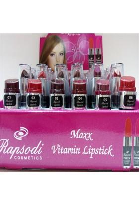 Rapsodi Maxx Vitamin Ruj 04